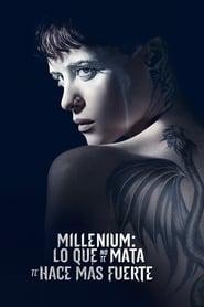Poster de La chica en la telaraña (2018)
