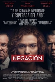 Poster de Negación (2016)
