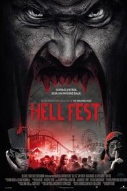 Poster de Hell Fest: Juegos diabólicos (2018)