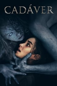 Poster de Cadáver (2018)
