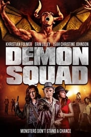 Poster for Demon Squad (2019)