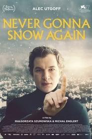 Non cadrà più la neve