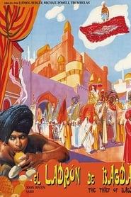 El ladrón de Bagdad (1940)