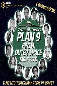 SF Sketchfest Presents PLAN 9 FROM OUTER SPACE Table Read