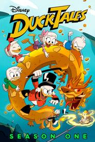 DuckTales: Os Caçadores de Aventuras 1ª Temporada
