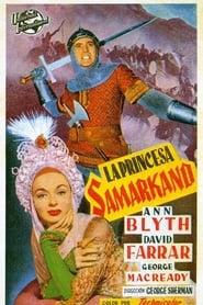 La princesa de Samarkanda (1951)