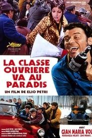 A Classe Operária vai ao Paraíso (1971) Assistir Online