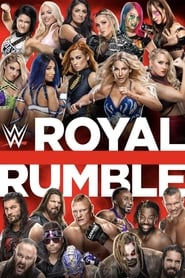Poster for WWE Royal Rumble 2020 (2020)