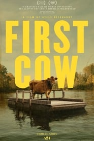 Poster for First Cow (2020)