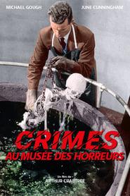 Crimes Au Musee Des Horreurs streaming sur filmcomplet