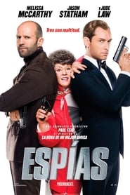 Spy: Una Espia Despistada (2015)