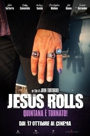Poster for The Jesus Rolls (2019)