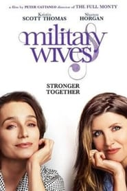 Poster for Military Wives (2020)