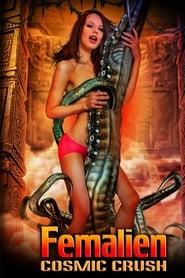 Poster for Femalien: Cosmic Crush (2020)