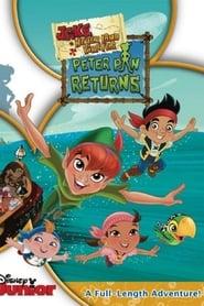 Jake & les pirates du pays imaginaire - Le retour de Peter Pan streaming sur libertyvf