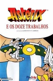 Os 12 Trabalhos de Asterix (1976) Assistir Online