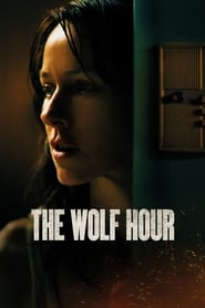 Poster for The Wolf Hour (2020)