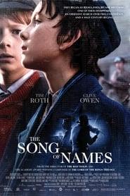 The Song of Names - Legendado