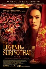 La Légende de Suriyothai streaming sur libertyvf