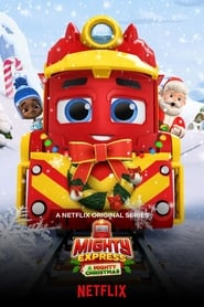 Mighty Express: A Mighty Christmas