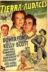 Tierra de audaces (1939)