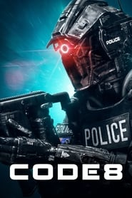 Poster for Code 8 (2019)