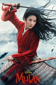 Poster for Mulan (2020)