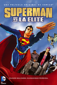 Superman vs. La Élite (2012)