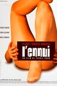 Film L'ennui streaming VF complet