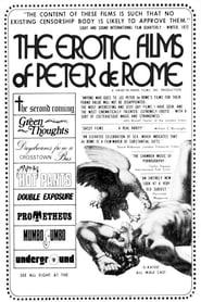 télécharger The Erotic Films of Peter De Rome