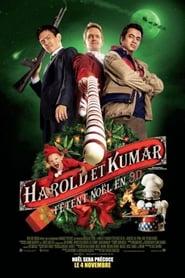 Le Joyeux Noël d'Harold et Kumar streaming