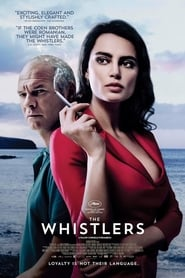 Poster for The Whistlers (2020)