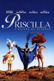Priscilla, a Rainha do Deserto poster, capa, cartaz