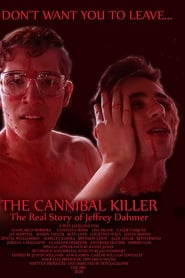 Poster for The Cannibal Killer: The Real Story of Jeffrey Dahmer (2020)