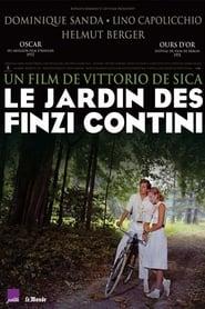 Film Le jardin des Finzi-Contini streaming VF complet
