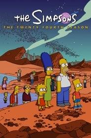 The Simpsons Season 24