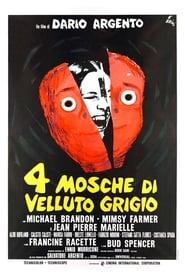 Quatro Moscas no Veludo Cinza (1971) Assistir Online