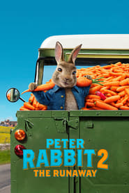 Poster for Peter Rabbit 2: The Runaway (2020)