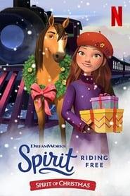 Spirit Özgürce Koşuyor: Spirit'in Noel Hikayeleri