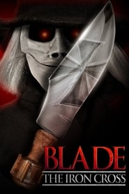 Poster for Blade: The Iron Cross (2020)