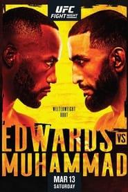 UFC Fight Night 187: Edwards vs. Muhammad