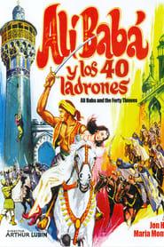 Alí Babá y los 40 ladrones (1944)