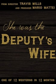 Poster for She was the Deputy's Wife (2021)