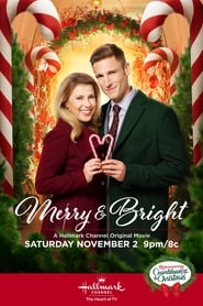 Poster for Merry & Bright (2019)