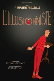Film L'Illusionniste streaming VF complet