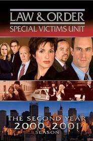 Law & Order: Special Victims Unit Season 2