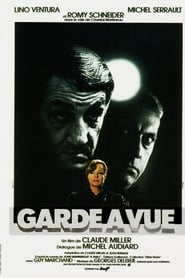 Garde à vue streaming
