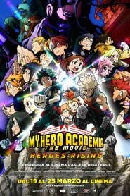My Hero Academia: The Movie - Heroes Rising