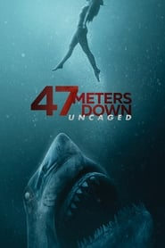 Poster for 47 Meters Down: Uncaged (2019)