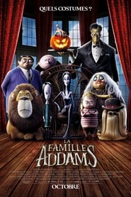 La Famille Addams en streaming sur streamcomplet